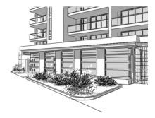Uitbreiding appartementen, Batavierenweg, Nijmegen
