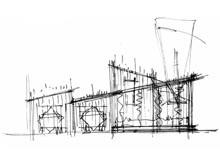 Ontwerp atelier Hajee, Lagestraat, Deventer