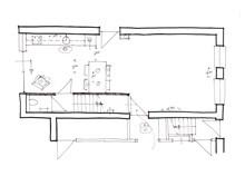 Verbouwing woonhuis, Lagestraat, Deventer