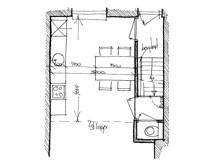 Verbouwing keuken en badkamer, Tuinstraatje, Deventer