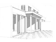 Uitbreiding woonhuis, van Koningsveldstraat, Deventer