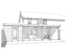 Uitbreiding woonhuis, Kastanjelaan, Waalre