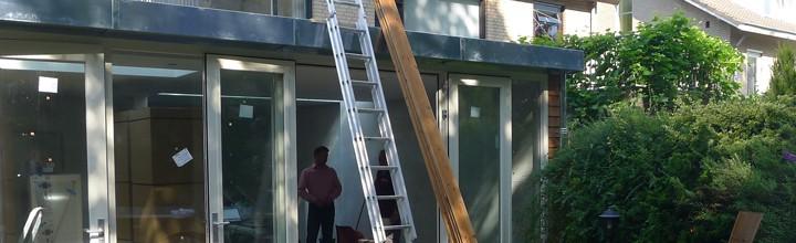 Oplevering verbouwing en uitbreiding woonhuis Waalre